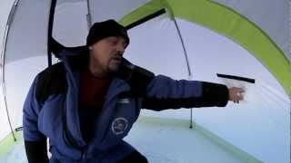 Лотос 3 зимняя палатка размеры