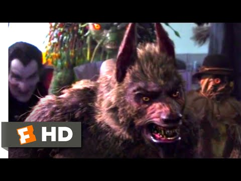Goosebumps 2: Haunted Halloween (2018) - The Monsters Come Alive Scene (6/10) | Movieclips