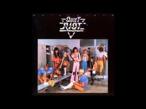 8) Inside You - Quiet Riot [Quiet Riot II 1979]