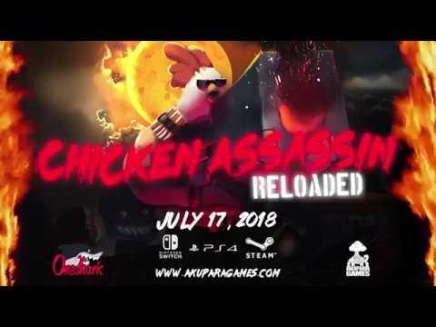 Chicken Assassin: Reloaded - Announcement Trailer thumbnail