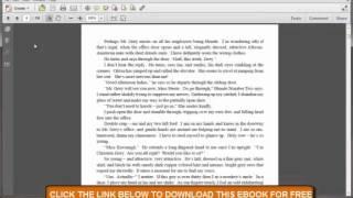 50 Shades Of Grey PDF - Fifty Shades of Grey PDF