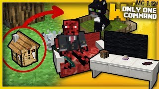Awesome Minecraft 5 Custom Commands That Add 29 New Furniture In Camellatalisay Diy Chair Ideas Camellatalisaycom
