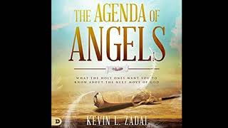 Free Audio Book Preview ~ The Agenda Of Angels ~ Kevin Zadai