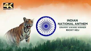 National Anthem of India by Grammy Award Winner Ricky Kej