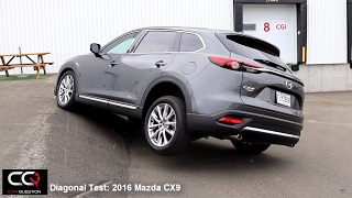 i-ACTIV AWD Test: 2017 Mazda CX-9   Diagonal and Offroad test!    THE Most Complete review Part 6/8