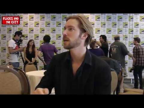 Troy Baker Comic Con Interview - Lego Batman 3 | MTW