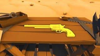 Destroying The Seeker With Secret Ammo in Desert Skies