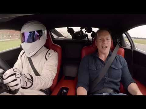 The Stig Vs Honda NSX | Top Gear