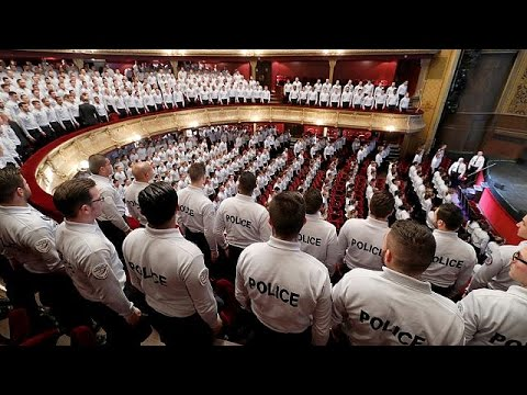 Γαλλία: Νέες προσλήψεις αστυνομικών για λόγους ασφαλείας