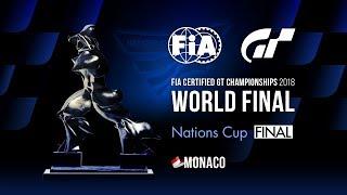 [Deutsch] FIA GT Championships 2018   Nations Cup   Weltfinale   Finale