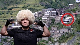 How does Khabib Nurmagomedov live and how much he earns