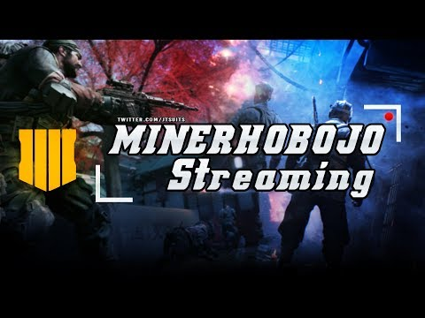 1,000+ Solo Wins - COD BLACKOUT LIVE - grinding to 100 channel members! come Hobo up!