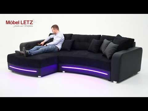Move aus der Kollektion LETZ - Sofa mit LED-Beleuchtung und Soundsystem