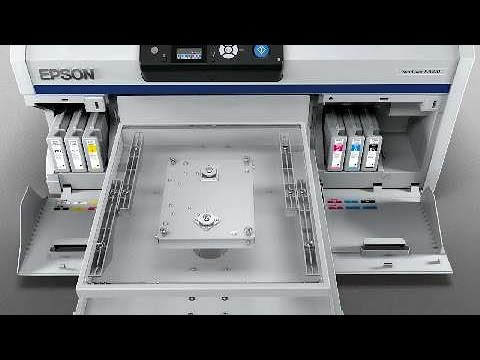 Epson SureColor F2000 Product Overview