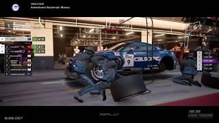 Gran Turismo™SPORT - Autodromo Nazionale Monza Nissan GTR Gr3 (online race) v2