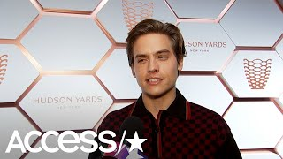 Dylan Sprouse Says GF Barbara Palvin Totally Deserves VS Angels Status: 'She Worked Her Ass Off'