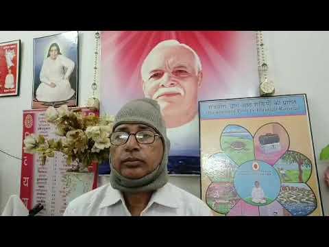 11/01/2019. Today murli hindi. आज की मुरली l BK AAJ KI MURLI.Brahma kumaris. BK Dr Surender Sharma (видео)