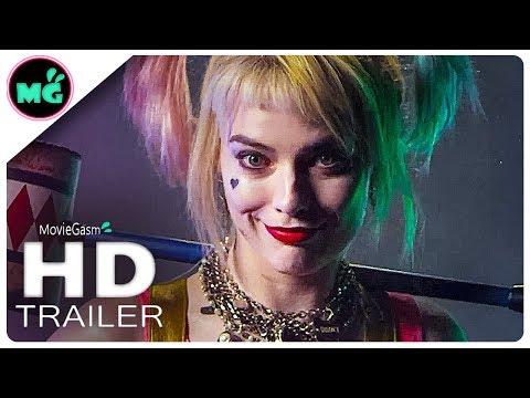 DC電影《猛禽小隊:小丑女大解放》前導預告 #2 曝光