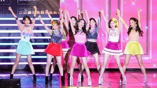170812 소녀시대 (Girls' Generation) 'Holiday' 4K 직캠 @DMZ 평화 콘서트 4K Fancam by -wA-