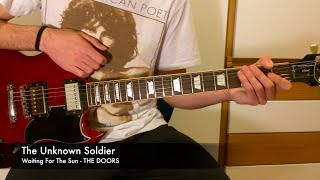 The Unknown Soldier - Guitar Tutorial