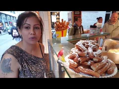 Let's See Amsterdam Holland with Mamta Sachdeva (Cabin Crew/Air hostess travel fun)