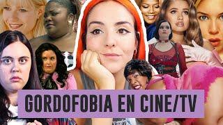 GORDOFOBIA EN CINE Y TV   Andrea Compton