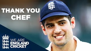 Farewell Alastair Cook | Thank You For The Memories