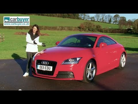 Audi TT mk2 review (2006-2014) - Carbuyer