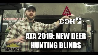 ATA 2019: New Deer Hunting Blinds