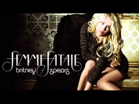 Gasoline (Song) by Britney Spears