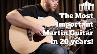 Reviewing The New Martin SC-13E Guitar | Possibly The Most Important Martin In The Last 20 Years!