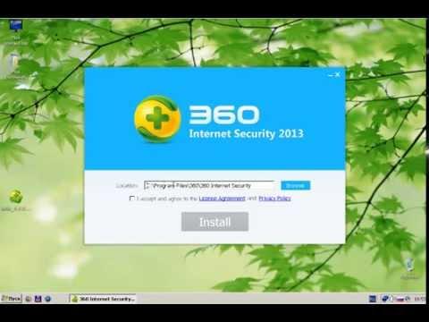 360 Security Antivirus tutorial