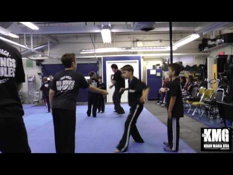 Krav Maga NJ Juniors