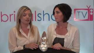 Wedding Shoe Review For Lucie By Badgley Mischka