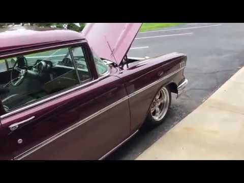 Video of '57 Bel Air - PX9G