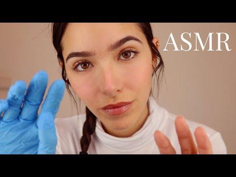 ASMR Scalp Treatment (Scalp massage, Konjac Sponge, Lotion sounds, Brushing...)