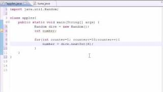 Download Youtube: Java Programming Tutorial - 26 - Random Number Generator