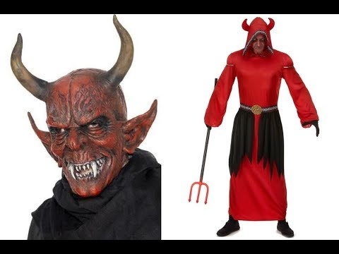 IDEAS PARA DISFRAZ DE DIABLO || IDEAS FOR DIABLO'S COSTUME