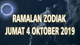 Ramalan Zodiak Jumat 4 Oktober 2019