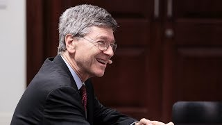 Jeffrey Sachs on America and a New World Order
