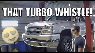 DURAMAX SOUNDS AMAZING AFTER THIS MOD!