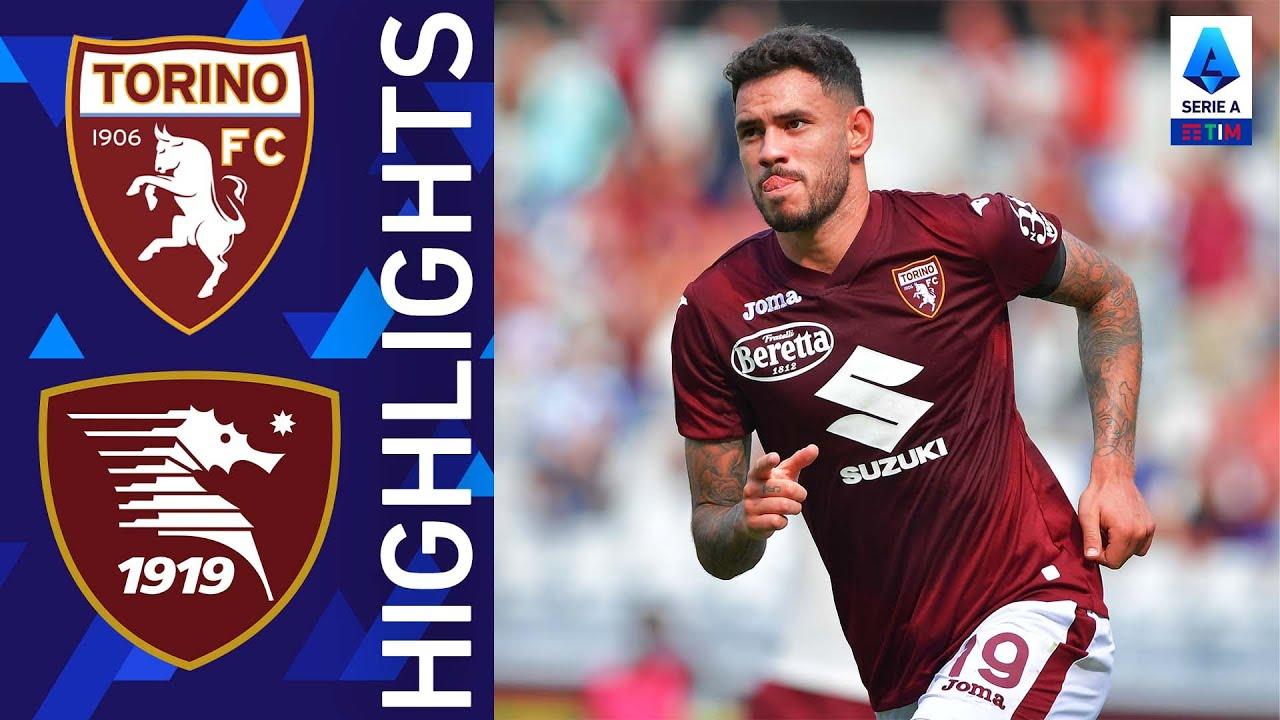 Torino 4-0 Salernitana | Il Toro travolge la Salernitana | Serie A TIM 2021/22