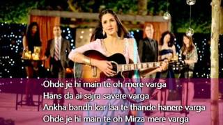 Heer Heer full song with Lyrics | Jab Tak Hai Jaan - YouTube