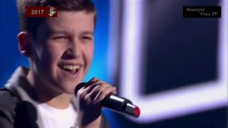Fedor. 'Amazing'. The Voice Kids Russia 2017.