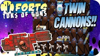 What Are Tiers In SPACE! - Forts Multiplayer Gameplay
