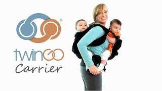 TwinGo Carrier || Dual Carry Position