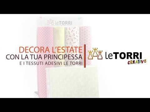 """Tessuti Adesivi """"Le Torri"""""""