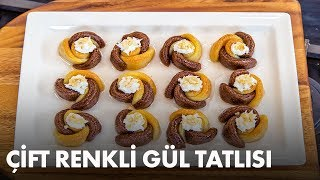 Arda'nın Ramazan Mutfağı - Çift Renkli Gül Tatlısı