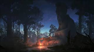 Relaxing Music & Ambient Sounds ~ Vol.3 ~   Guitar, Fireplace Sounds   Beautiful Death