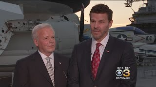 SEAL Team | CBS Philly Interview w/ David Boreanaz (27.09.17)